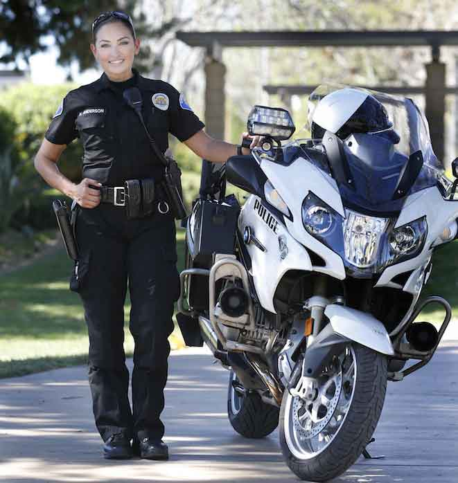 2018 bmw police motorcycle. Brilliant 2018 The BMW RTPs Are The Most Popular Police Motorcycles In World Below  Is Garden Grove CA Police Department Motorcycle Officer Katherine Anderson And 2018 Bmw