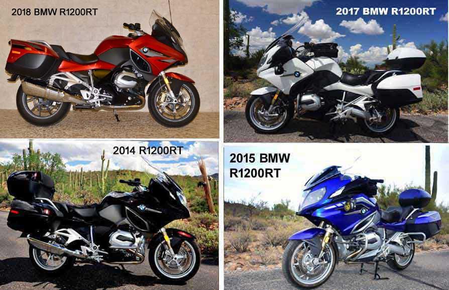 2014-2019 R1200RT & R1250RT