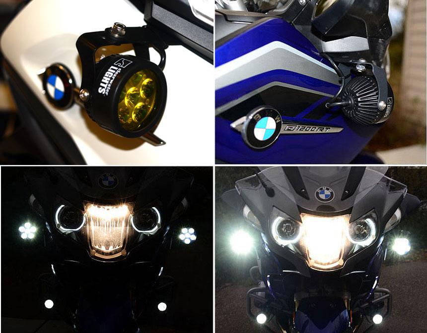 2016 R1200RT Lights