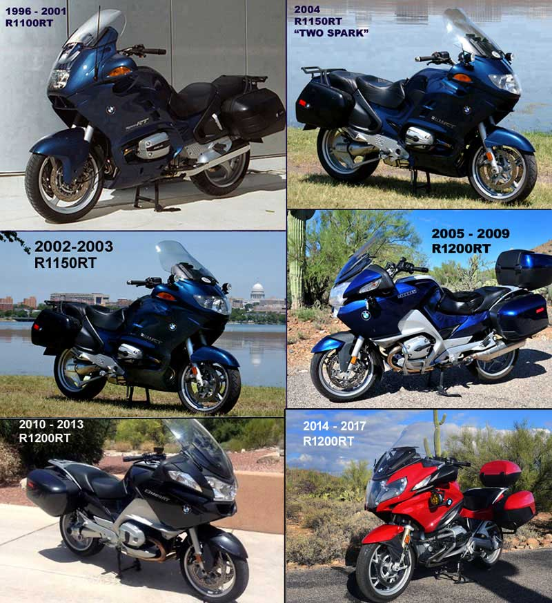 6 generations 2005 2013 r1200rt BMW R1200RT Water Cooled at panicattacktreatment.co