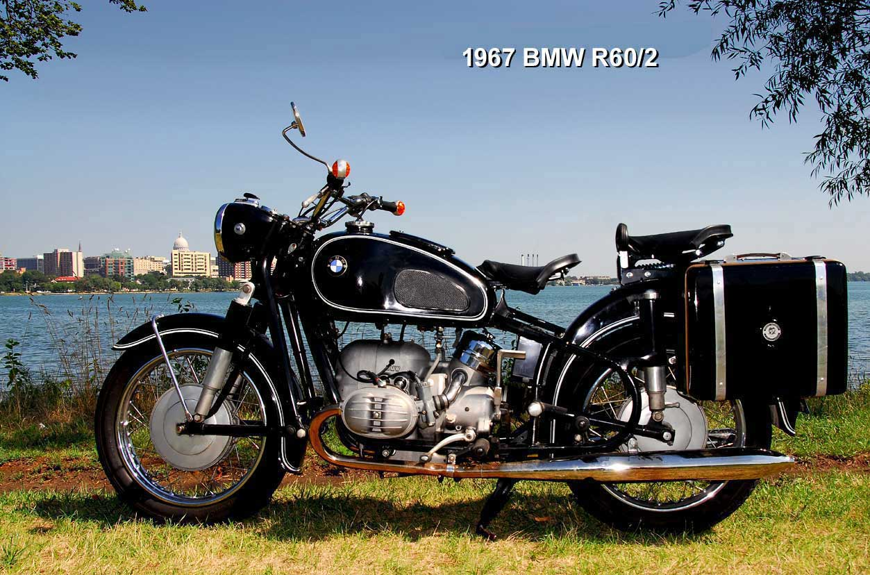 Vintage BMW Motorcycle Challenges and Lessons