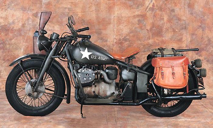Harley Davidson Xa Engine