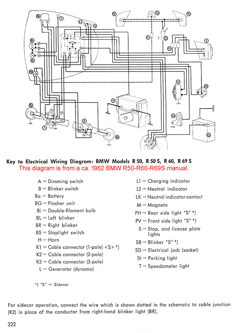 Bmw R60 2 Wiring Diagram