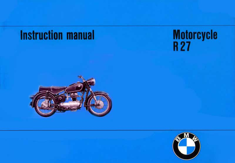 1966 r27 bmw owners manual rh bmwdean com owners manual bmw 328i 2013 owners manual bmw x3
