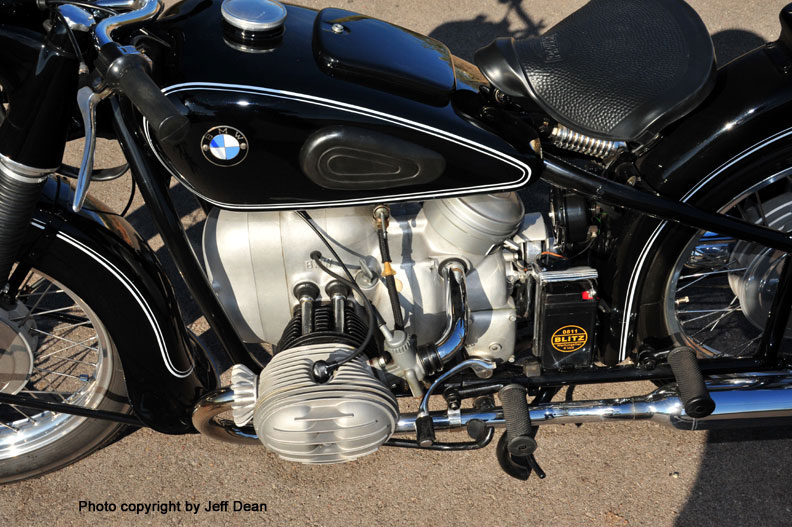 bmw r67/3 motorcycles