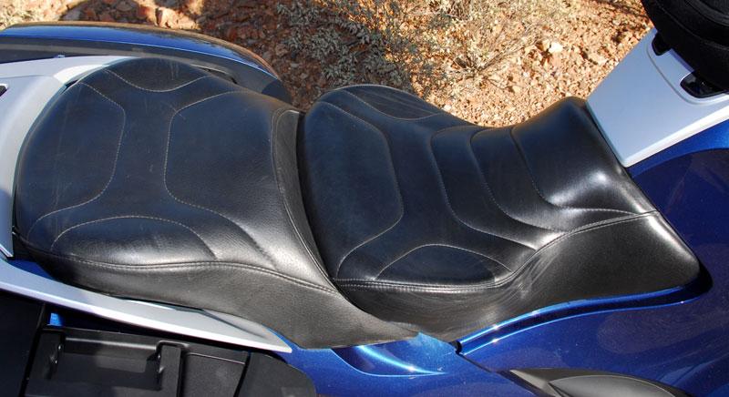 Dual Comfort Seat Bmw R1200rt