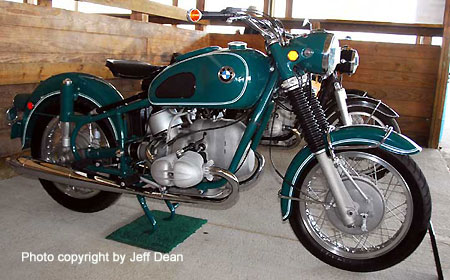 turf green bmw r50 2, r50us, r60 2, r60us, r69s, r69us motorcycles  at gsmx.co